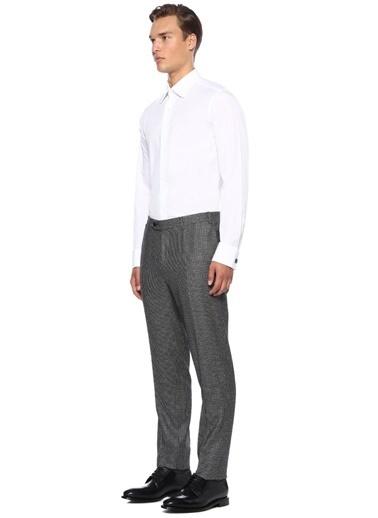 Canali Gömlek Beyaz